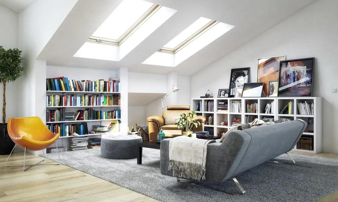 7 Traumhafte Ideen Für Eure Dachwohnung