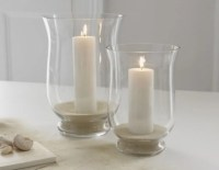 Hurricane Lamps for Pillar Candles by The London Candle ...