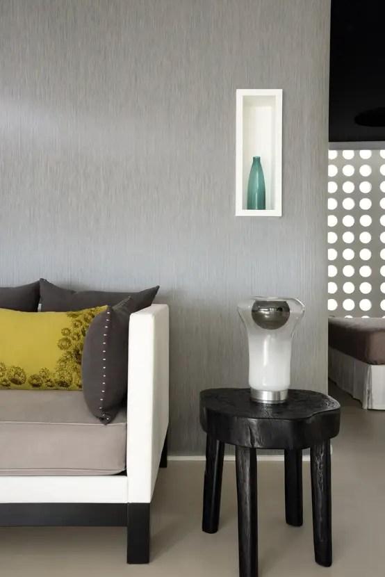 Pittura effetto grigio metallizzato al miglior prezzo. Dipingere I Muri In Grigio Si O No Homify