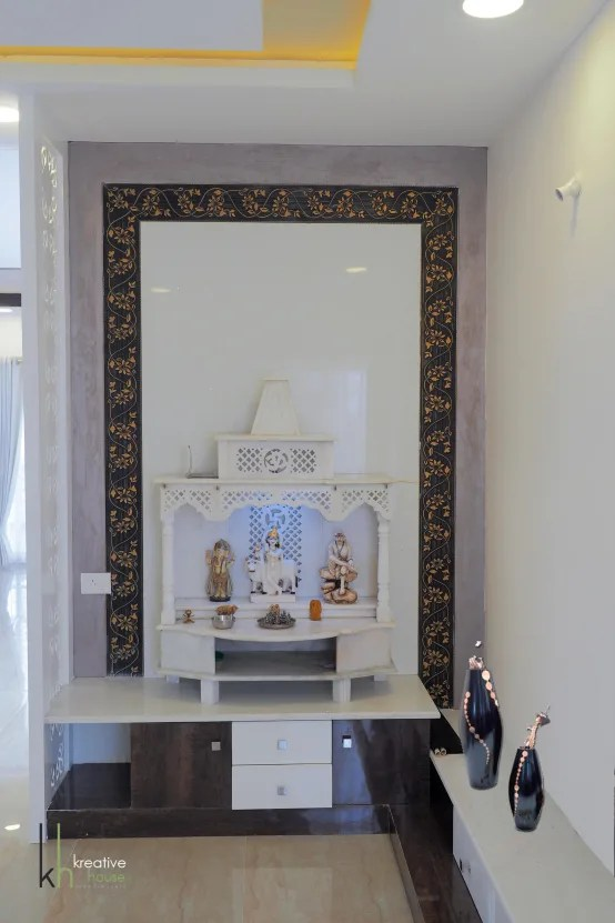 7 Pooja Cabinets For A Small Home