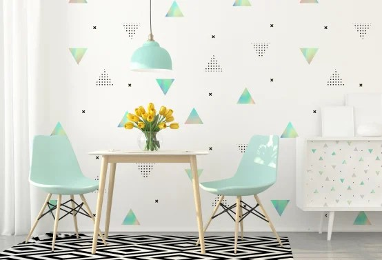 Get The Look How To Decorate With Patterns