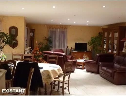 Rénovation D'une Maison à Cluny