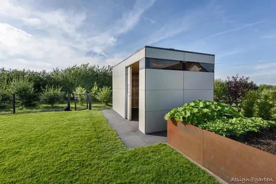 Warum Hpl Das Perfekte Material Für Gartenhäuser Ist