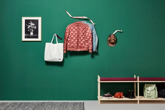 Design Trifft Auf Funktion: Vielseitiger Garderobenhaken Aus München