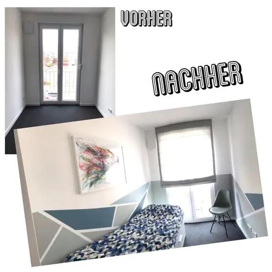 Langweiliges Gästezimmer Wird Zum Stylischen Wohntraum