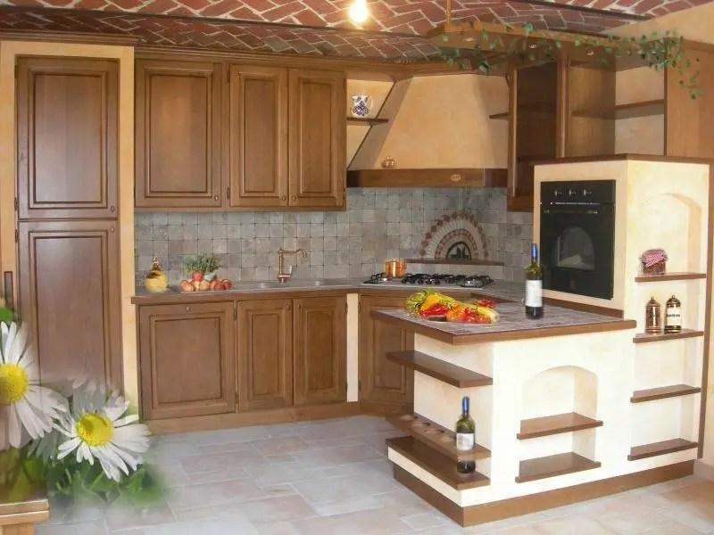 Cucina muratura mattoni mattoni per cucina in muratura cool x