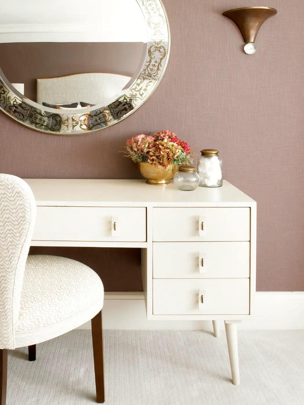 schminktisch einrichten modernes schlafzimmer von. Black Bedroom Furniture Sets. Home Design Ideas