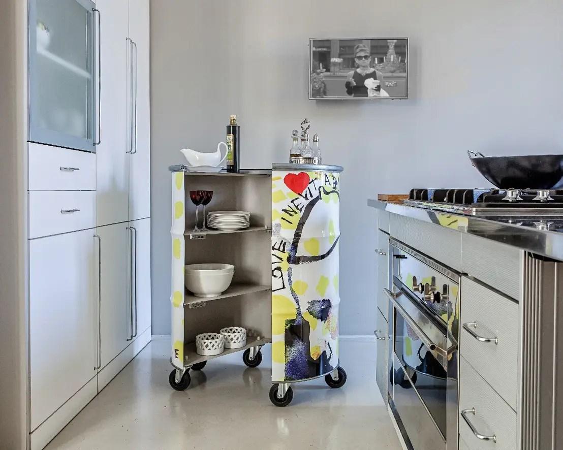 Salvaspazio Cucina Fai Da Te : Salvaspazio cucina fai da te pattumiera in cucina una