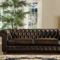 Where To Get Leather Sofa In Singapore Cane Sofas Dekorasyona Asalet Katan Model Chesterfield Koltuklar
