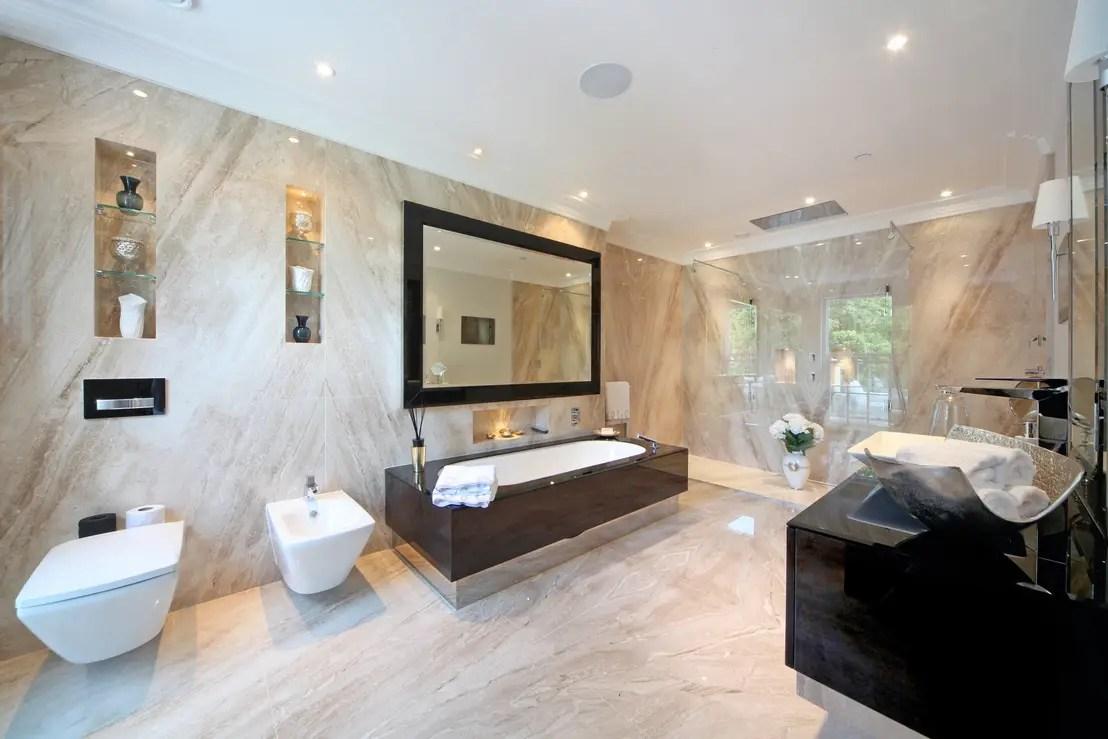 Top 10 decorao para casas de banho