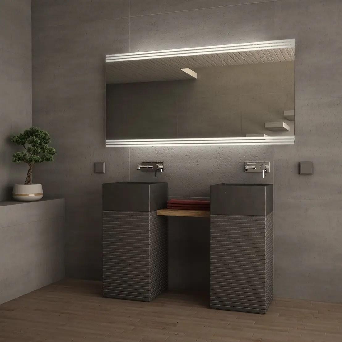 Badspiegel Bathroom Mirrors von Lionidas GmbH  homify