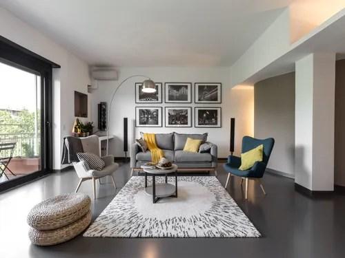 Anche quadrato se secondo voi si addice meglio), divano/i e/o poltrone , tv. Come Disporre I Divani In Salotto Tutte Le Soluzioni Possibili Homify