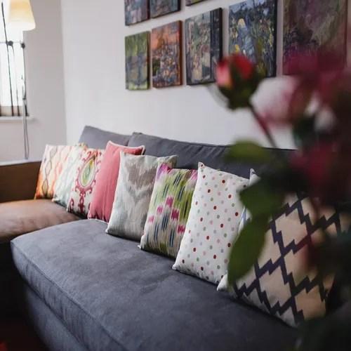 Auffallige Wohnzimmer Einrichtung Frischekick
