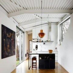 Baja Ringan Ekspose 10 Ide Rangka Atap Besi Dan Untuk Hunian Modern Homify