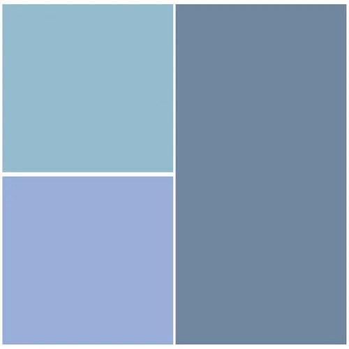 Sempre rimanendo nell'ambito dei blu c'è il color indaco, che sarà molto di tendenza in questo 2015 abbinato al marmo e alla madre perla, perfetto con i colori come il rosa, il crema, il grigio caldo, il corallo e la salvia e che ci riporta all' Colore Carta Da Zucchero Idee Pareti E Arredi Homify