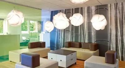 Stimmige Innenarchitektur Für Büros In Frankfurt