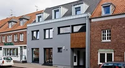 Ausgefallenes Reihenhaus Von Architekten Aus Bochum
