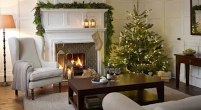 ​get Your Home In The Holiday Spirit With Our Christmas Decoration Ideas