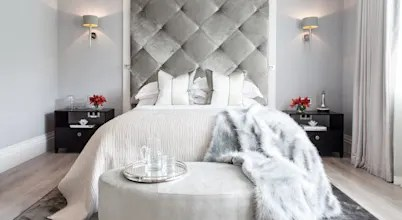 ​homify's Best Grey Bedroom Ideas