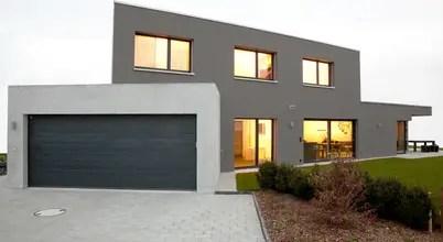 Niemiecki Dom Zaprojektowany W Duchu Konstruktywizmu