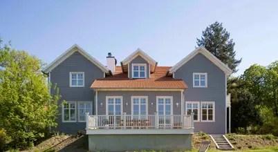 Die Berliner Architekten Plant Und Baut Landhaus Im Hamptons Stil