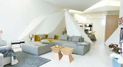 Arquitetura E Interiores Ousados Em Braga: Geometria E Composição Espacial