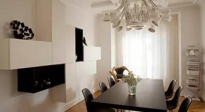 Entre Deux époques: Un Appartement Parisien Haussmannien Et Design