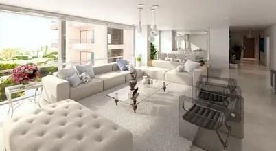 9 Ideas Para Combinar El Color Blanco Y Madera En La Sala