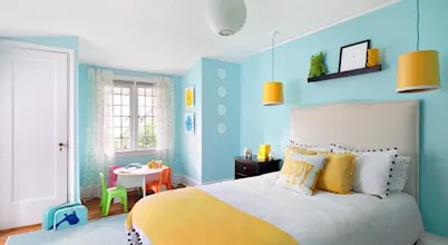 Inspiring Kid Room Color Options For Your Little Ones