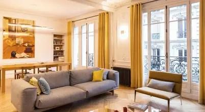Découvrez Un Magnifique Appartement Haussmanien En Plein Paris