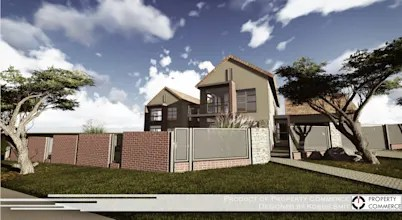 A Simple And Beautiful Bloemfontein House With A Large Yard
