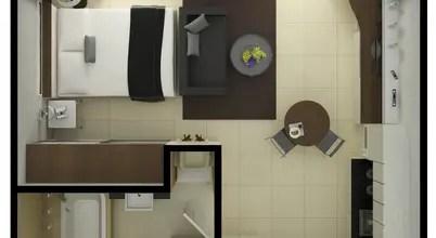 7 Cara Jitu Menata Interior Apartemen Studio Idaman