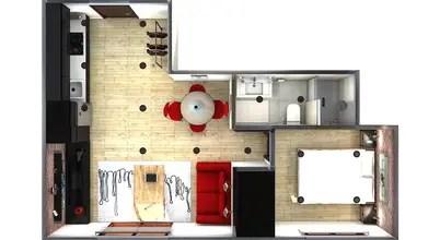 Diseño Y Decoración De Un Apartamento Industrial En Asturias