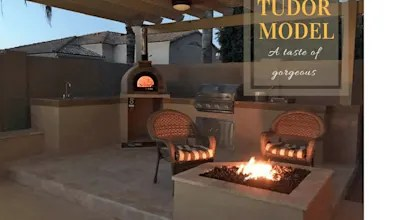 Wood Fired Pizza Ovens For Your Outdoor Area By Furniture And Accessories Company In Tampa