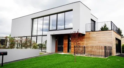 Une Maison Moderne De 230 Mètres Carrés Située à Bussy-Saint-Georges