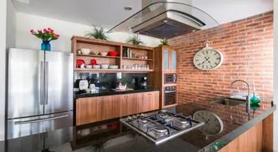 Pared De Ladrillos: Ideas Para Renovar Los Interiores De Tu Casa