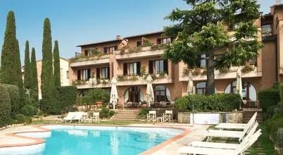 Progettazione Hotel E Relais In Toscana