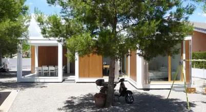 Quelque Part En France... Maison Moderne Pour Famille Active