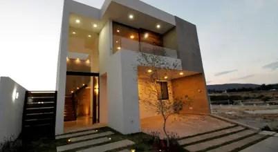 Diseños De Casas De Dos Pisos Para Terrenos Pequeños