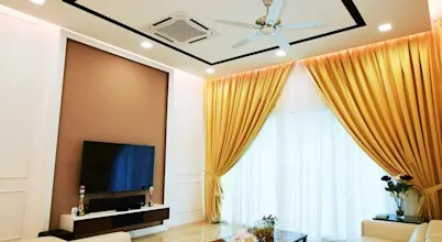 A Tour Of A Beautiful House In Malaysia