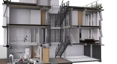 Proyecto Edificio Dúplex En Ciudad De México. Costo: $5,000,000