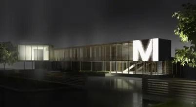 Ampliamento Showroom Di Materiali Edilizi A Pescara