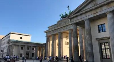 Repräsentatives Foyer Am Brandenburger Tor In Berlin