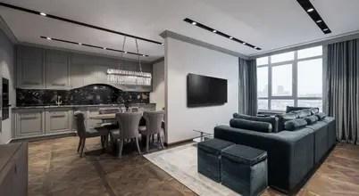Moderne Stadtwohnung Mit Exklusivem Design