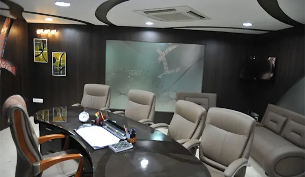 Office Space Designs By Interior Designers In Ahmedabad
