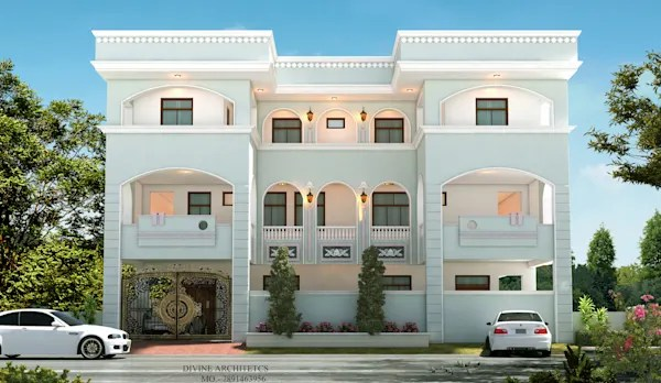 Functional And Modern Residence Design Ideas By Architects In Jaipur