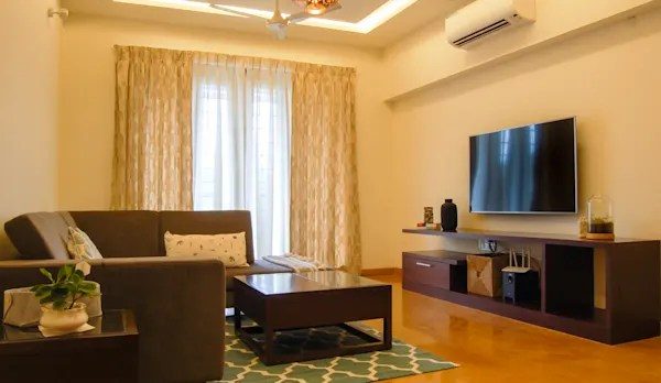 Apartment Interiors From Architects In Chennai