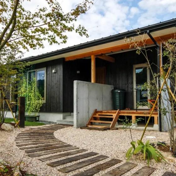 modern rumah photos by - 17+ Desain Rumah Minimalis dengan Konsep  Jepang Paling Menarik