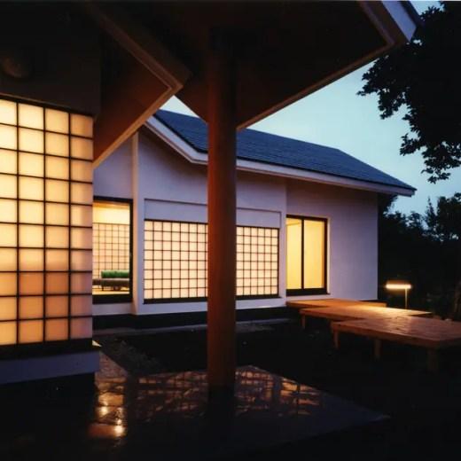 Desain rumah Jepang Klasik Modern