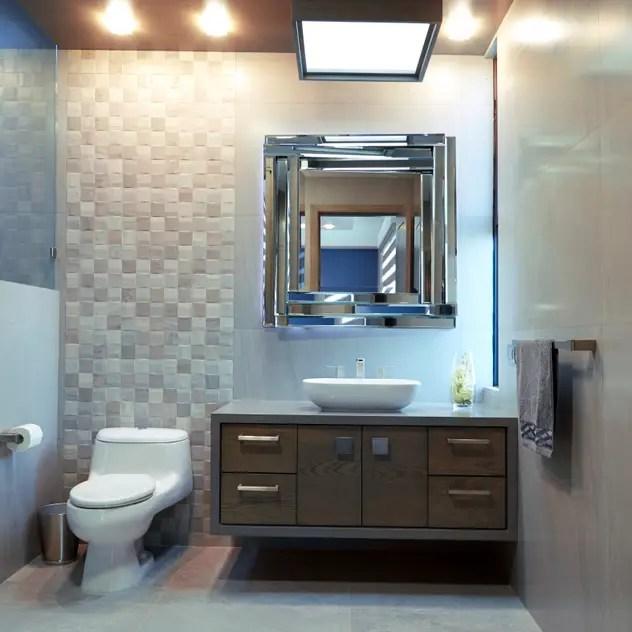 minimalistic Bathroom by arketipo-taller de arquitectura